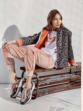 Leo-Jacket und softwear-Style FUNKYSTAFF