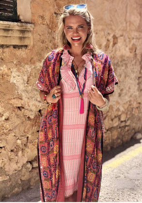 Kimono Ibiza-Style