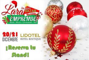 Expo Bazar Navideño Lara Emprende - MyG Event Planning