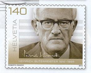 2010 Sutermeister Heinrich Komponist