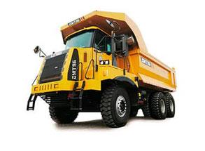 LGMG CMT96 Mining Dumper Truck