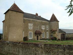 Castle of Gayon (Vic-Bilh/Madiran)