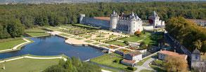 le château de la Roche Courbon