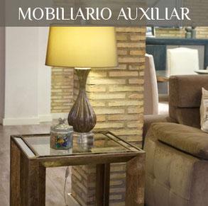 Tienda de muebles en Valencia, mueble auxiliar