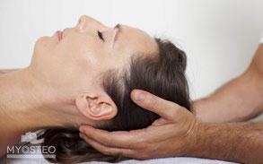 osteopatia craneal, micromovilidad, cráneo sacro, miofascial