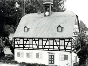Bild: Teichler Wünschendorf Erzgebirge Alte Schule