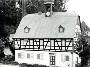Bild: Wünschendorf Erzgebirge Alte Schule