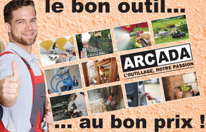 magasin arcada outillage