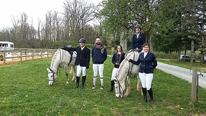 Les champions du Lot de dressage