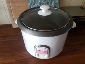 Cuiseur vapeur cuiseur à riz