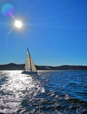 White Wake Sailing Croatia