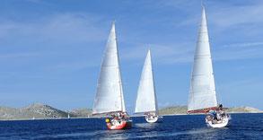 Sailing in Croatia - White Wake sailing