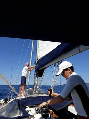 Private Training - White Wake Sailing