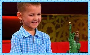 Пятилетний петербуржец с энциклопедическими знаниями