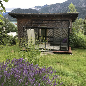 Tiny House Attersee | Helga Graef | Brotbackkurse