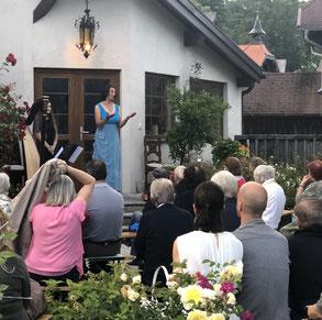 Märchenerzählabend in Unterach mit Helga Graef