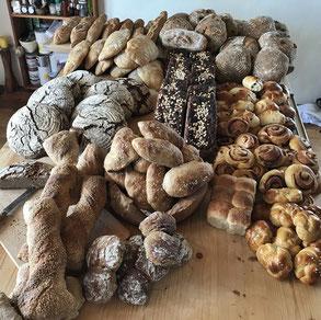 3 Tages Intensiv-Brotbackkurs Helga Graef