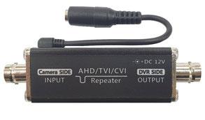 アナログHD AHD TVI リピーター SC-MCR01 本体写真01