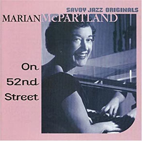 marian mc partland mujeres jazz-standard jazz