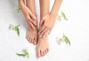 piedi donna