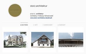 storz.architektur Instagram Freiburg Schwarzwald