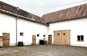 Winkelhof B. storz.architektur Freiburg Schwarzwald Holzbau