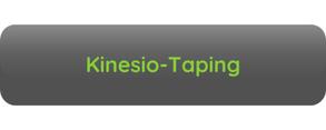 Button Aufschrift Kinesio Taping grau grüne Schrift