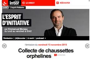 France Inter - L'esprit d'initiative