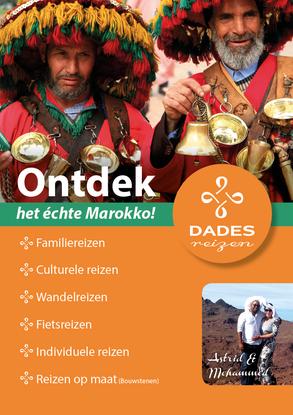 Dirk Van Bun Communicatie & Vormgeving - Lommel - Grafisch ontwerp - Opmaak - reclame - publiciteit - Reisfolder Dades reizen