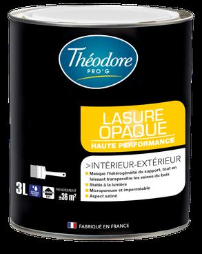 Lasure Opaque Haute performance THEODORE PRO'G