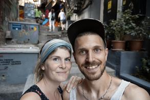 Fabienne & Adriano von verreis