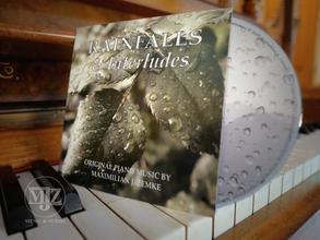 Klaviermusik Original Piano Music Maximilian Zemke CD Streaming