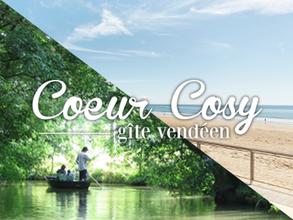 Séjournez chez les gîte Coeur Cosy et baladez vous en Vendée
