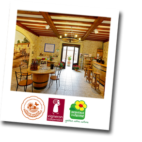 Domaine de Grange Neuve - Vignoble de Bergerac en Dordogne - Périgord