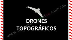 drones topograficos