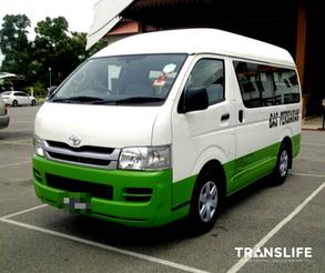 マレーシア貸切車両サービス