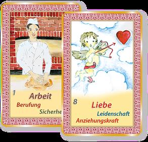 Orakelkarten - Zwischenmenschliche Beziehung
