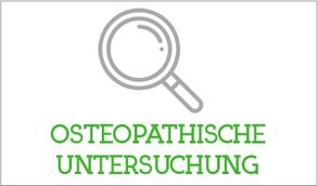osteopathische Untersuchung