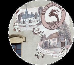 Bild: Kändlergiebel Seeligstadt
