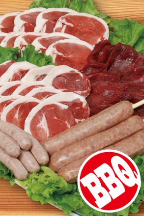 ジビエ しし肉 しか肉 BBQ 焼肉