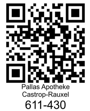 Pallas Apotheke QR-Code