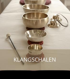 Peter Hess-Klangmassage, Klangschalen, Entspannung