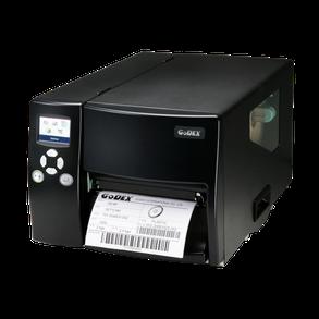 Industriedrucker Godex EZ6300Plus Niesel-Etikett