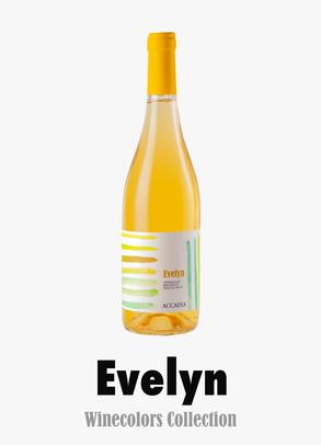 Evelyn verdicchio macerato non filtrato orange wine skin contact