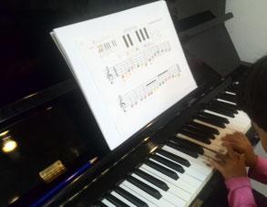 音楽療育&音楽療法 おとクラス どれみ音楽教室 ピアノ