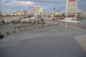 離島ターミナル隣接の市有地