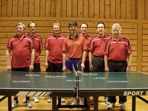 Gruppenfoto Tischtennis