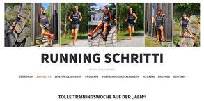 runningschritti.at, Lifetravellerz Lieblingsblogs, sport Blog, luigiontour