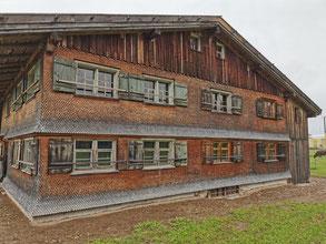 Altes Bauernhaus aus Heimenkirch OT Engenberg