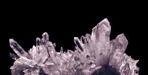 Reines Quarz (Bergkristall)